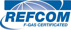 F-gas Certified