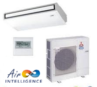 suspended air conditioning systems