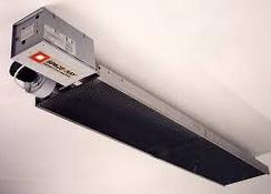 gas-radient-heater