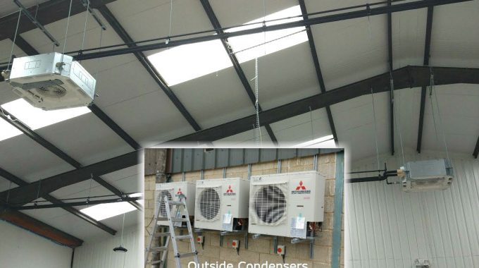 Air Conditioning for Warehouses – Really?