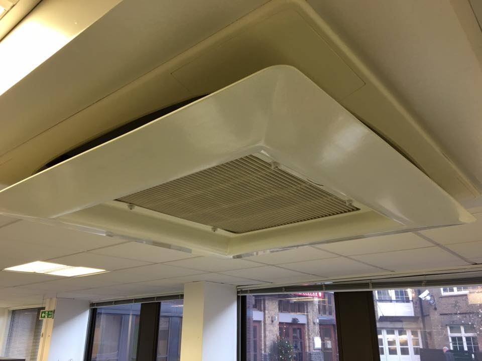 Air Conditioning Vent Deflectors