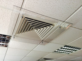 Air Conditioning Cold Draughts