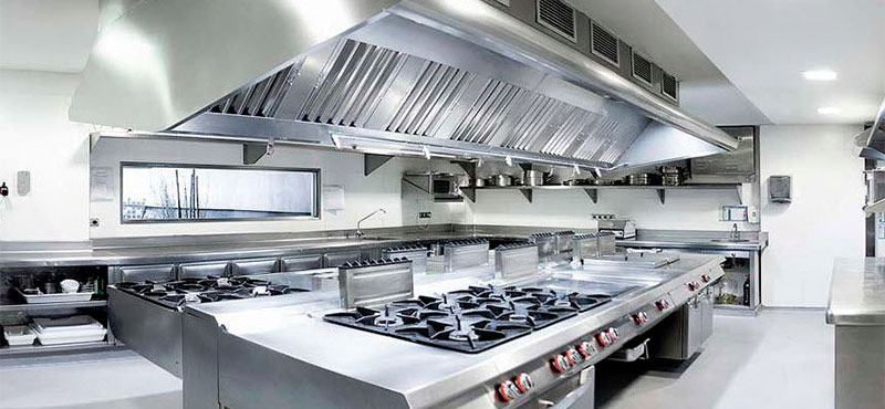 Air Conditioning In Commercial Kitchens